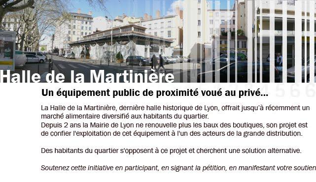 Halle de la Martinière - le blog du collectif