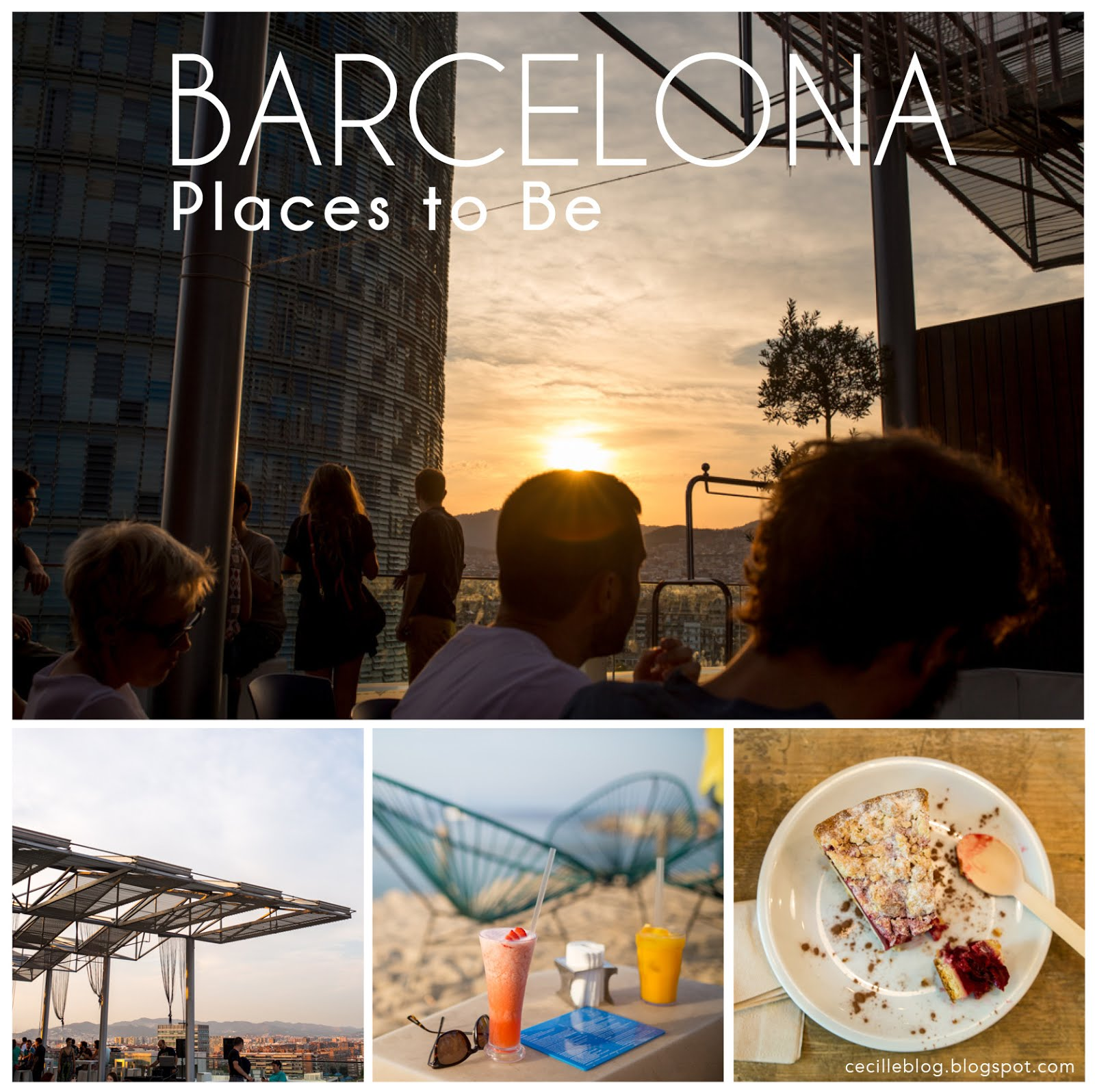 Places to Be in Barcelona
