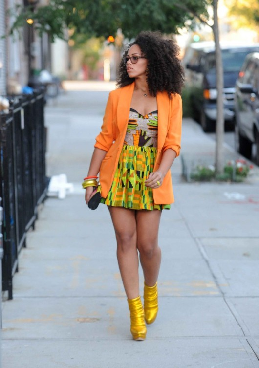 SIAH STYLE: Meet my favorite african Dresses...!