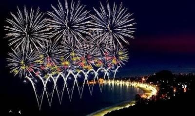 Réveillon Copacabana 2014 - Ano Novo - Virada do Ano