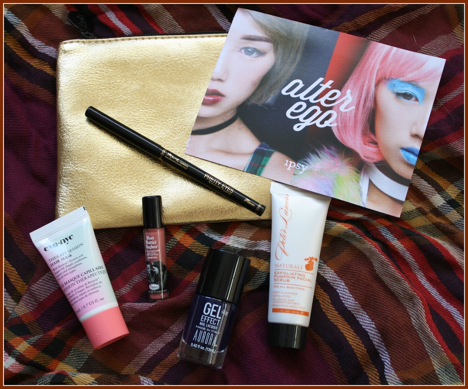Last Month I Skipped Reviewing My September Ipsy Bag And Reviewed Julep Maven Box Instead See Review Here This M Back On Track Am Ready