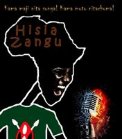 Hisia Zangu Open Mic Poetry