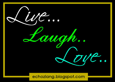 LIVE, LAUGH, LOVE - Love Quotes Wallpaper