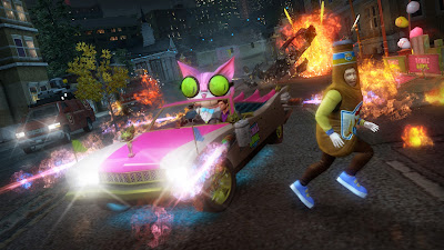 Saints Row the Third Genki