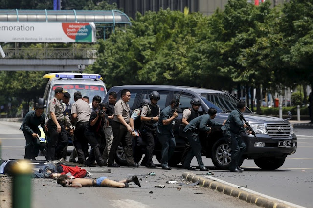Letupan Jakarta