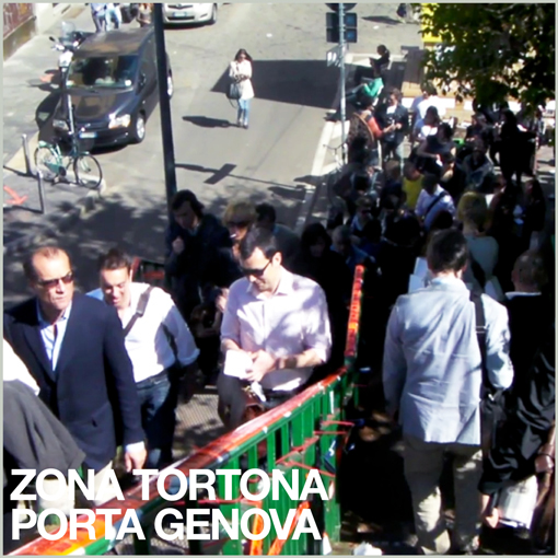 ZONA TORTONA / PONTE DI PORTA GENOVA