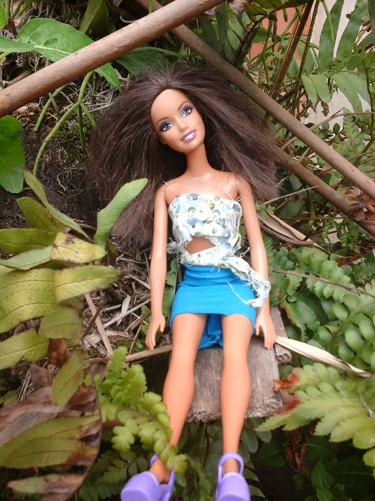 foto look do dia barbie
