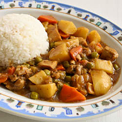 what does japanese curry taste like?