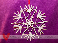 Mystery Snowflake
