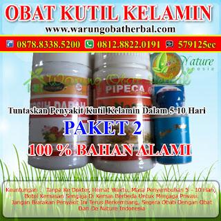 Obat Kutil Kelamin Paket 2 - De Nature Indonesia