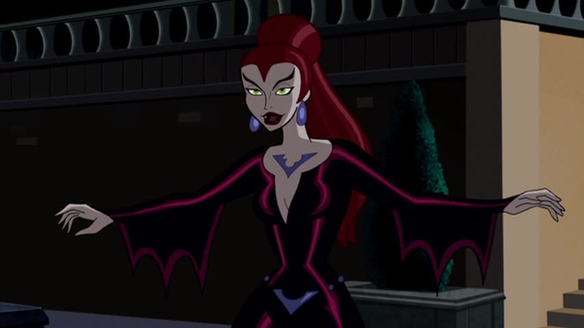 Taliesin meets the vampires: Batman: The Brave and the ...