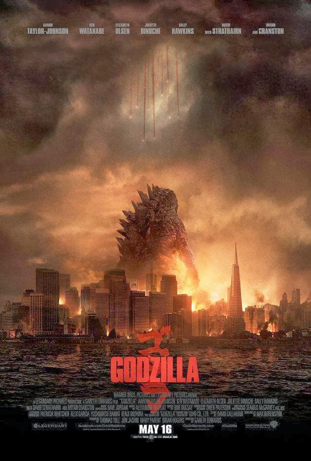 New Godzilla poster released