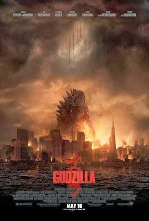 New Godzilla poster released
