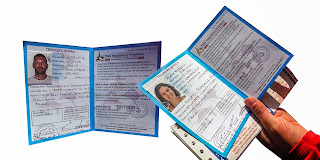 Registration Card Annapurna Area