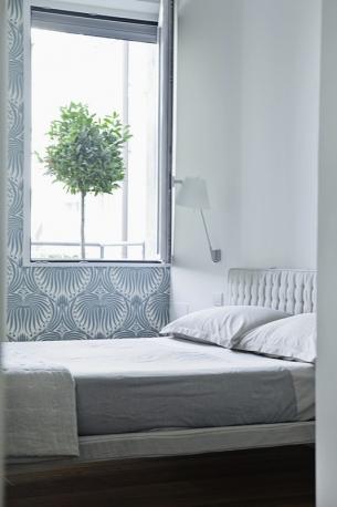 Appartamento in citta 39 clara bona architetto milano for Appartamento via decorati milano