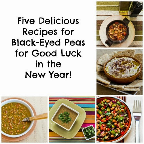 Five Delicious Recipes for Black-Eyed Peas for Good Luck in the New Year
