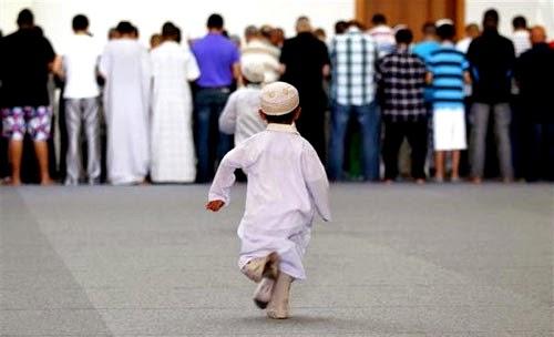 الـصلاة المسجد