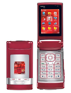 Мобильный телефон Nokia N76 Red мощный, многофункциональный, стильный и красивый телефон