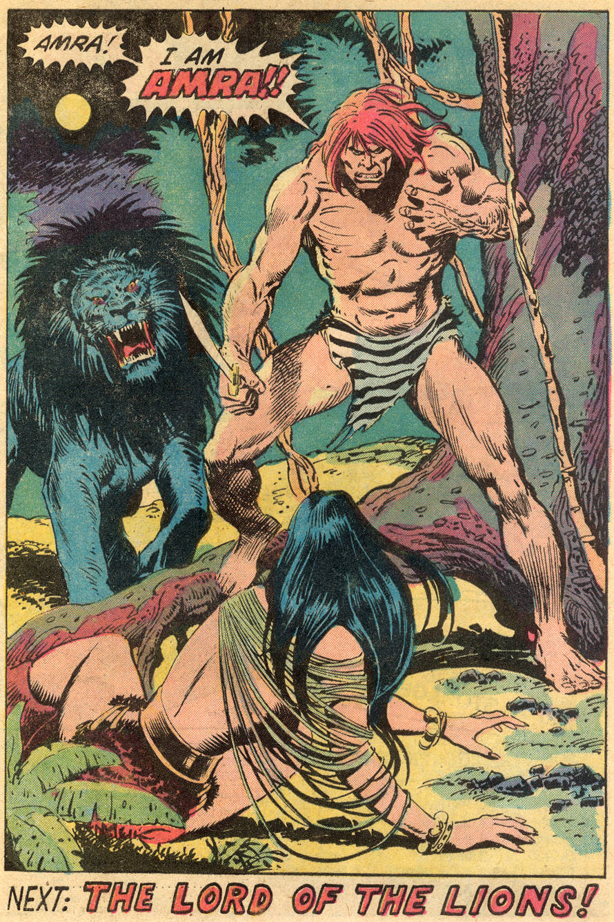 Conan the Barbarian (1970) Issue #61 #73 - English 17