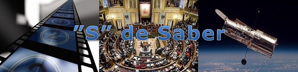 """""""S"""" de Sabe"""