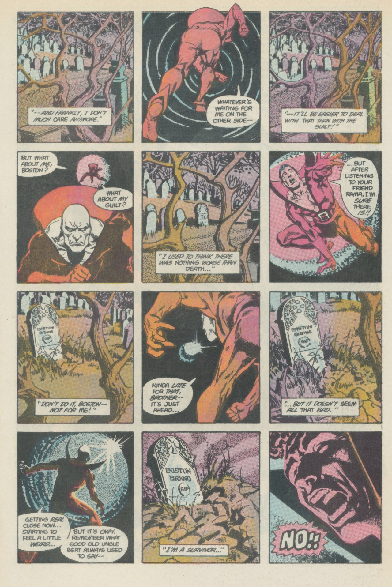 Deadman (1986) #1 #4 - English 32