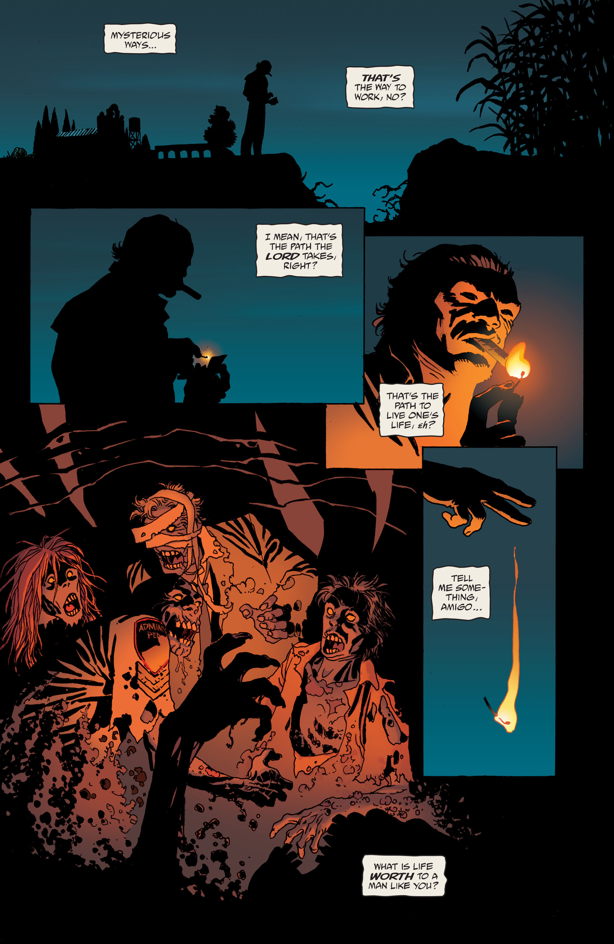100 Bullets: Brother Lono Full Page 69