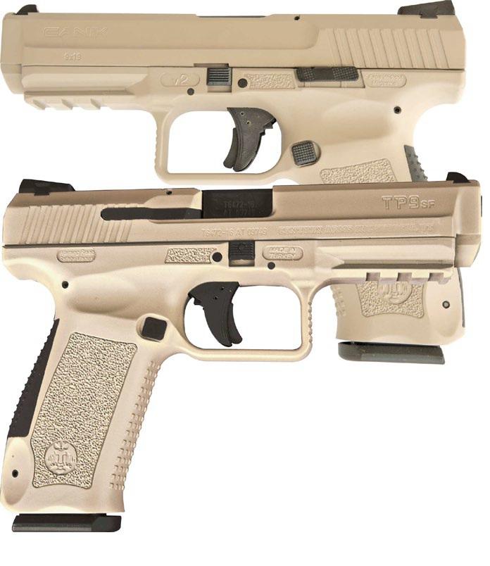 Canik TP9SF 9MM ~ Armas y Cuchillos