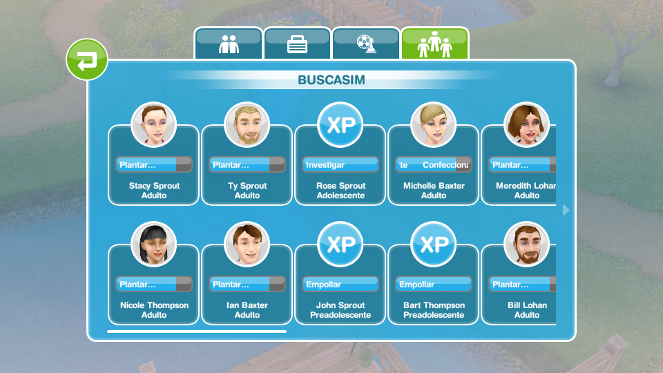 los sims freeplay fan: los sims gratuito: madurez
