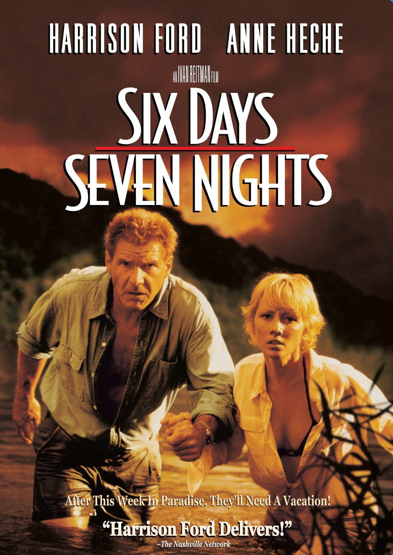 Sáu Ngày Bảy Đêm - Six Days Seven Nights - 1998