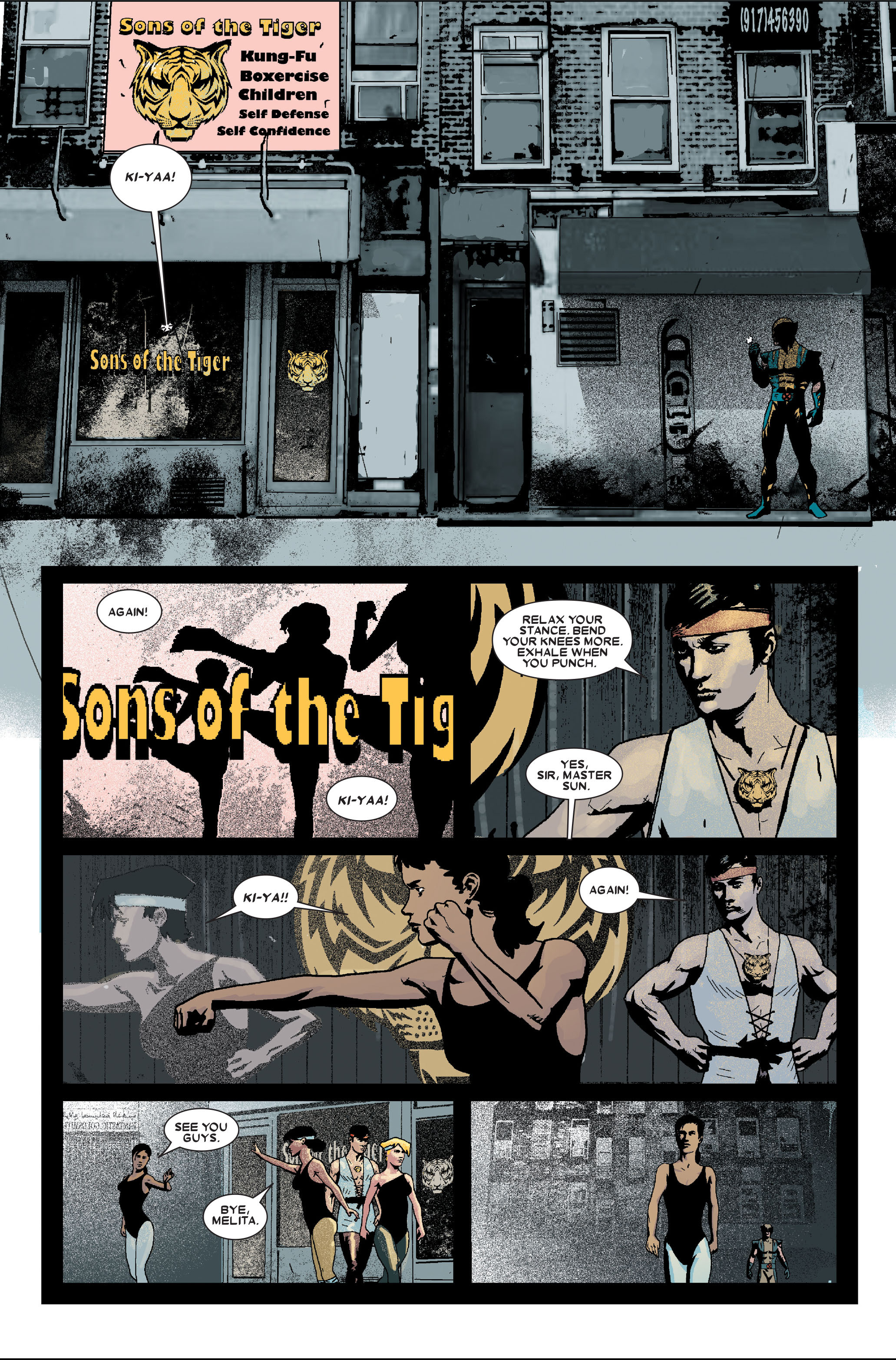 Wolverine: Weapon X #10 #7 - English 14
