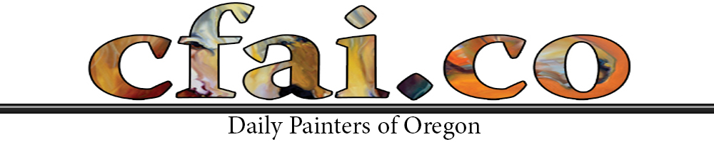 Daily Painters of Oregon - Contemporary Fine Art International
