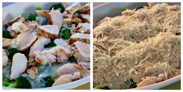 "my nutritious dish: chicken divan ""lightened up"""