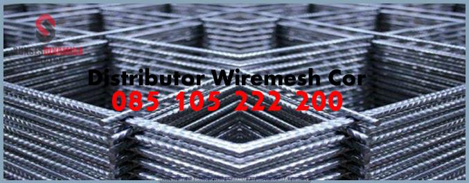 Distributor Wiremesh M8 Per Kg Kirim ke Sidoarjo Jawa Timur
