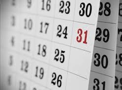 Tréninková kalendář