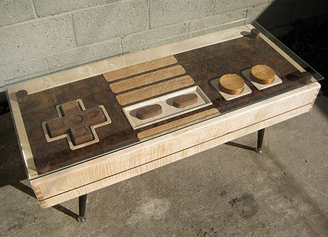 15 Cool Wooden Gadgets and Designs - Part 4.