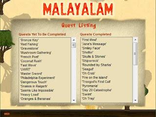 daftar quest