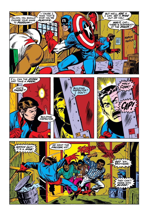 Captain America (1968) Issue #154 #68 - English 10
