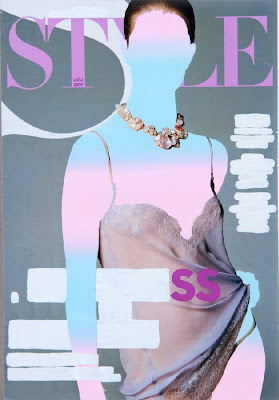 KONRAD WYREBEK, style magazine cover, the sunday times magzine,  sunday times