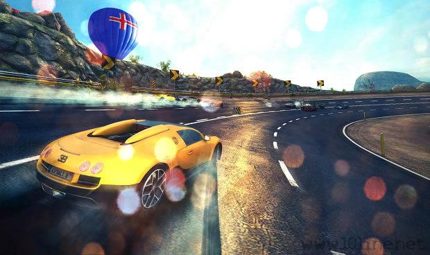 Asphalt 8 Airborne E3 görsel ve tanıtım videosu