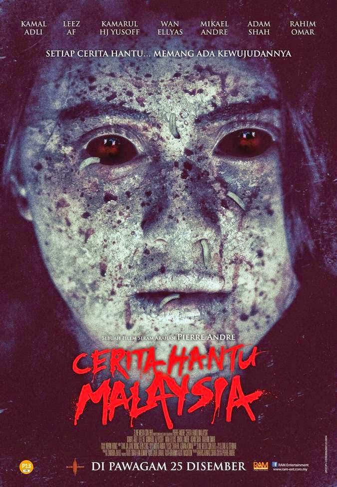 Cerita Hantu Malaysia [2014]