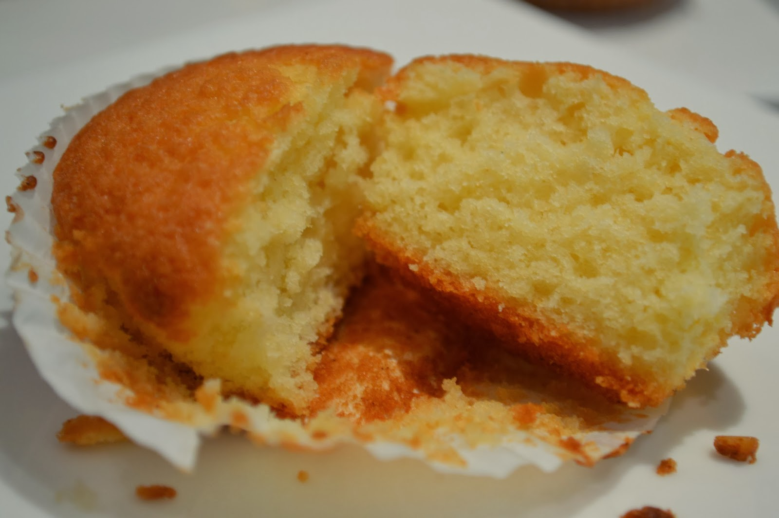 Perfect lemon cupcakes
