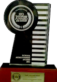 Achievement Award Winner 2011