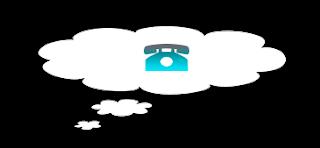 Plaquinha telefone - criação Blog PNG-Free