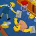 """Los Simpsons 08x18 """"Homero Contra La Prohibición"""" Latino Online"""
