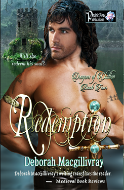 Redemption (Book 4 Dragons of Challon