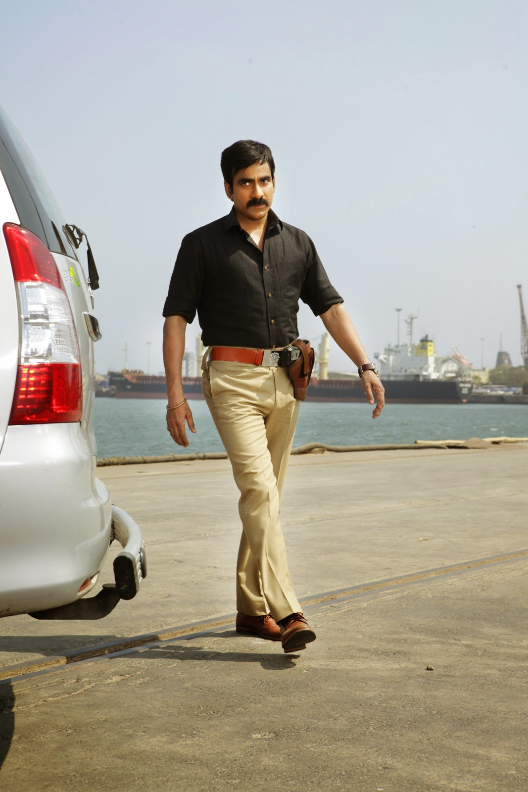 Ravi Teja photos from Power movie-HQ-Photo-1