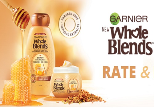 Garnier Free Whole Blends Treatment