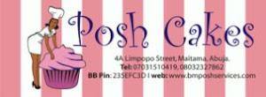 POSH CAKES