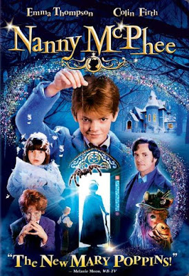 Nanny McPhee 2005 Dual Audio 720p BRRip 850mb