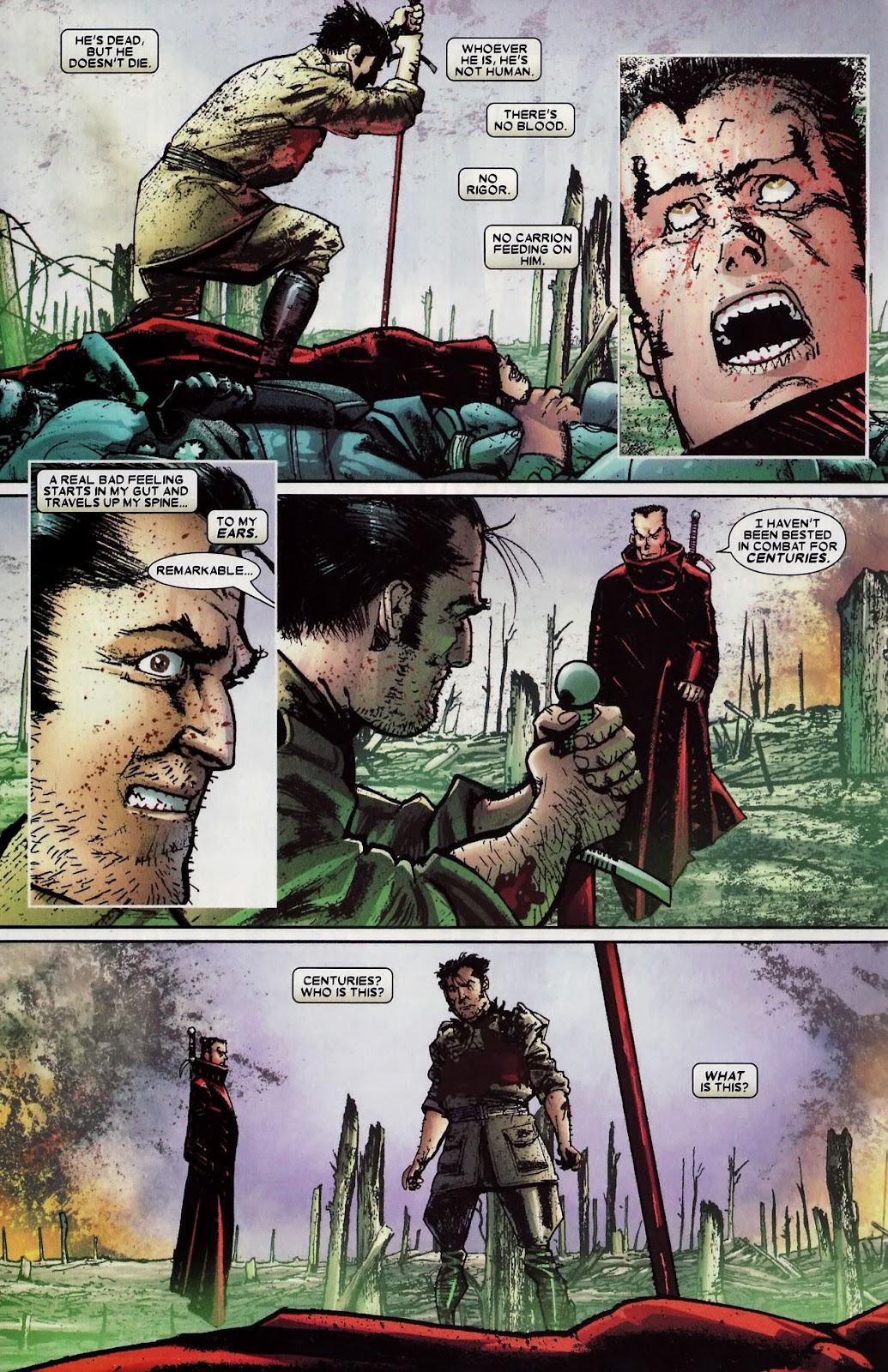 Read online Wolverine (2003) comic -  Issue #59 - 3